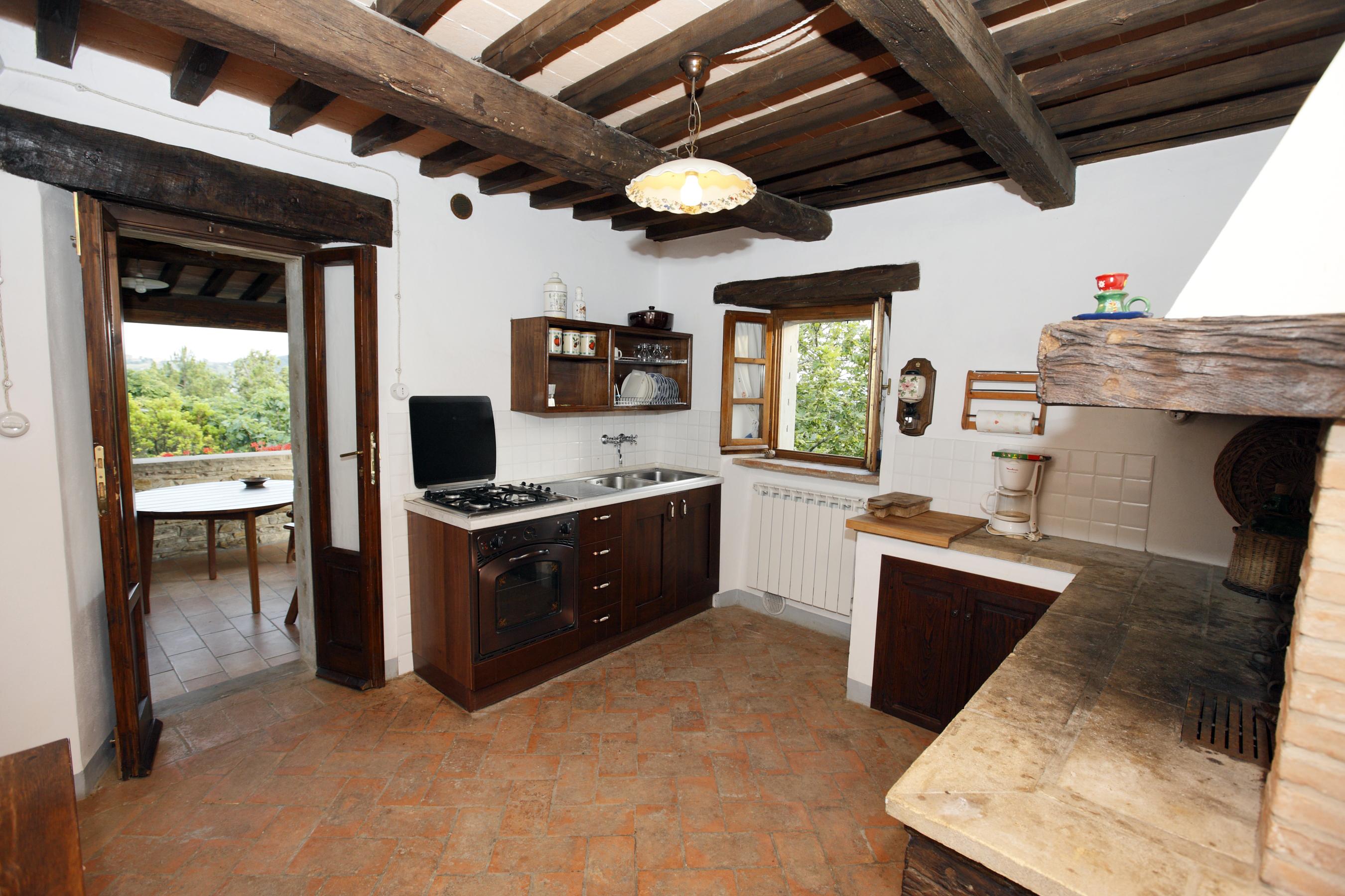 Agriturismo c p app uno - Keuken verandas ...